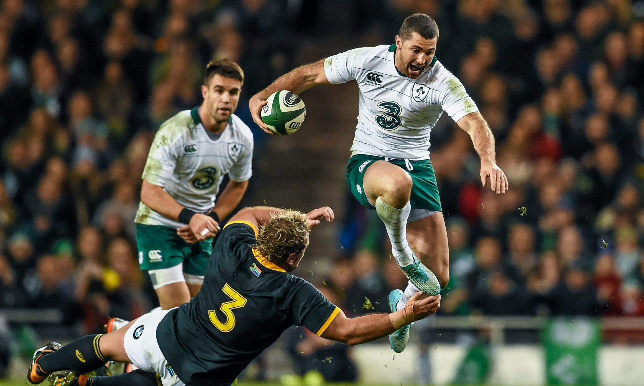 Internationals Rugby South Africa vs Ireland Kickoff Date