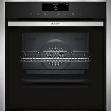 Neff B48FT38N0B 60cm Electric Single Oven Single