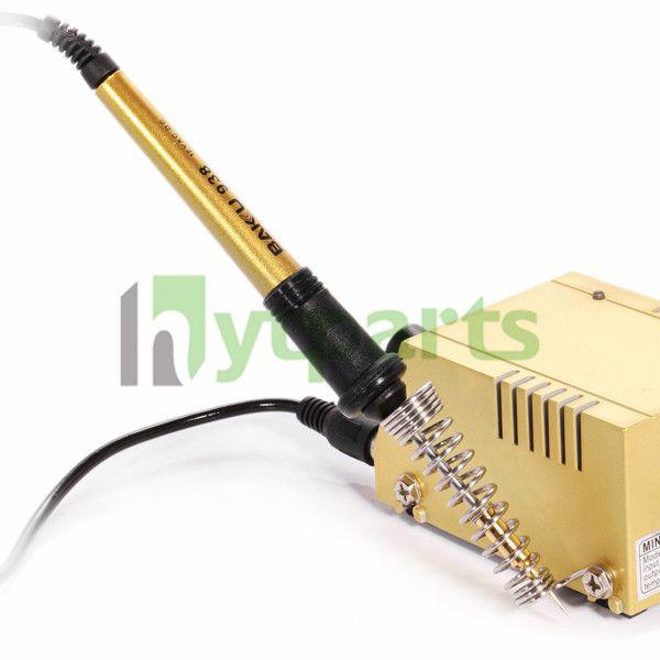 Baku Bk 938 220v 240v Mini Soldering Station For Smd Smt Dip Soldering Input 220v 240v 50 60hz Smartphone Mobile Phone Cell Phone