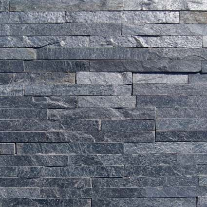 Silver Grey Split Face Mosaic Tiles Medium 13 50 0 45 M2 Front Of Water Feature