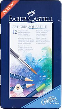 Faber Castell Aquarelle Watercolor Pencils Items I D Like To