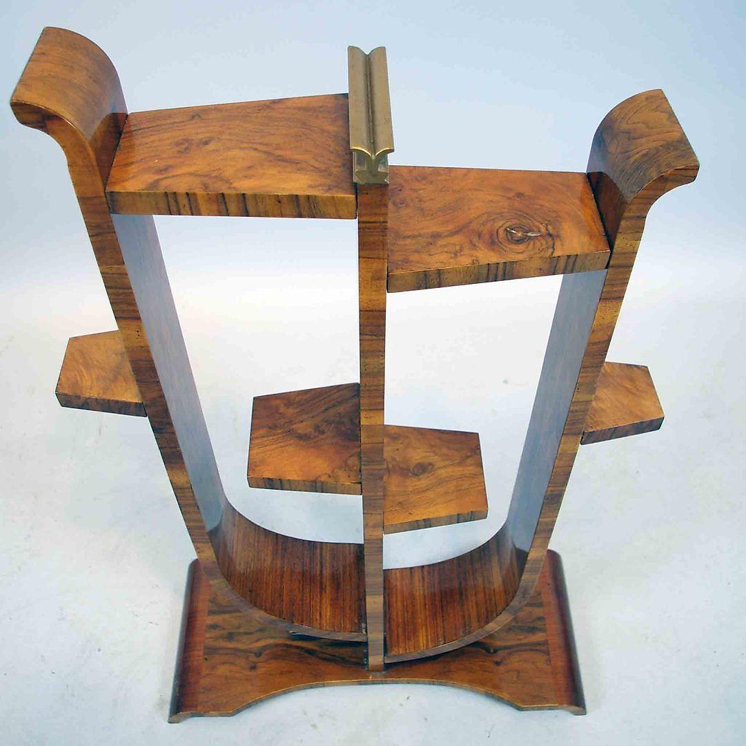 Art Deco, mahogny. – Auctionet