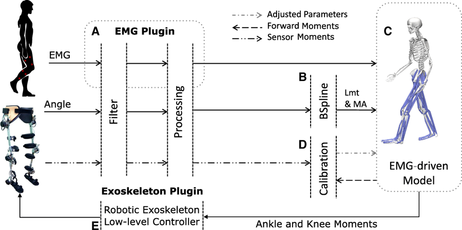Article Voluntary Control Of Wearable Robotic Exoskeletons By