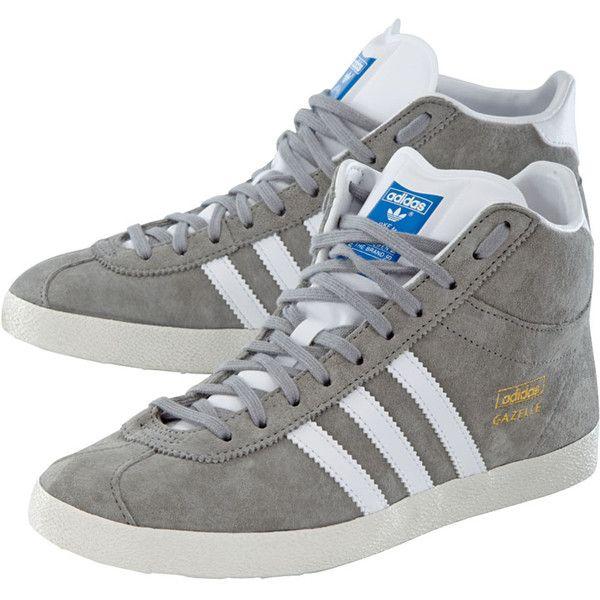 ADIDAS ORIGINALS Sneaker ($140) via Polyvore