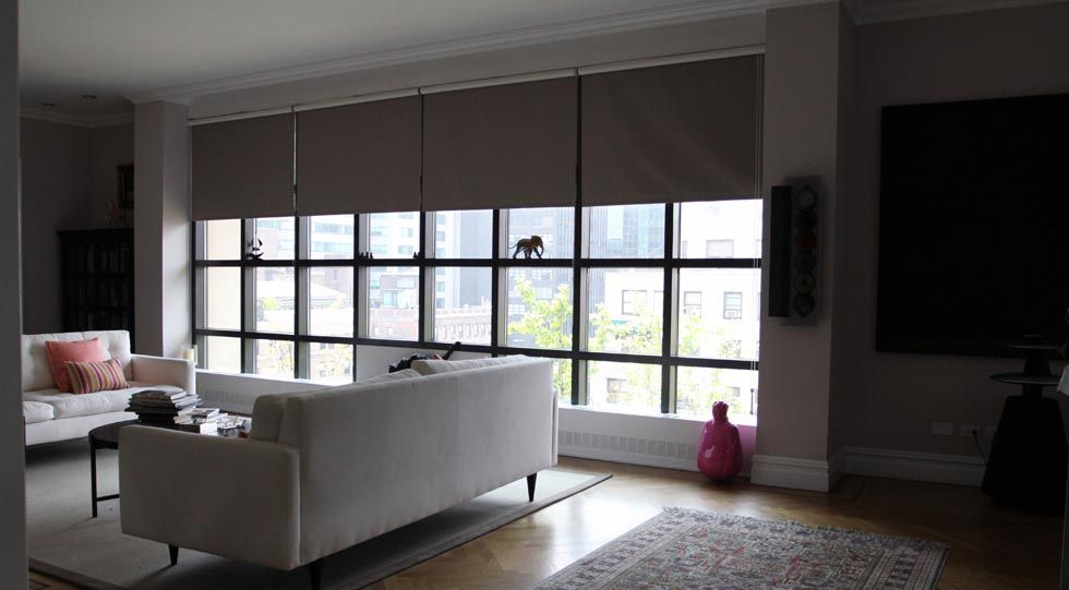 Roller Blinds For Large Windows