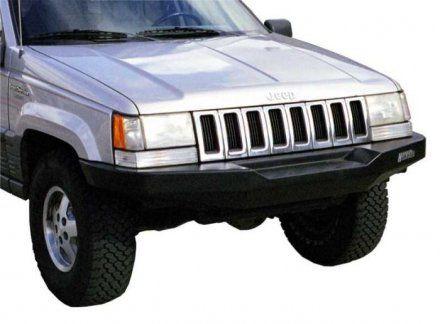 Hanson Zj Jeep Grand Cherokee Front Winch Bumper Winch Bumpers