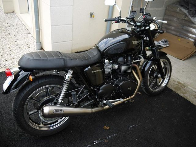 Triumph Bonneville 865 865 Inj Moto Occasion Moto