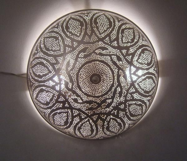 E Kenoz - Moroccan Flush Mount Ceiling Light Fixture, $149.00 (http://