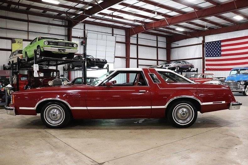 1979 Ford Thunderbird For Sale 2154917 Hemmings Motor News Ford Thunderbird Thunderbird Ford