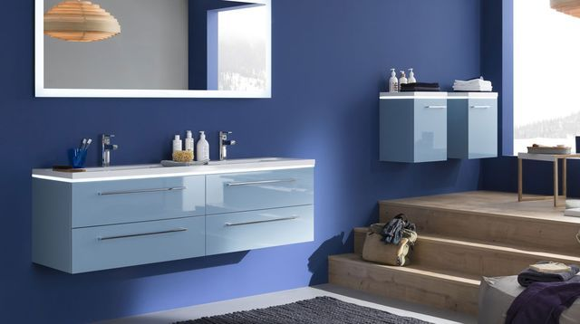 Meuble salle bain bois, design, Ikea, Lapeyre... | Pinterest ...