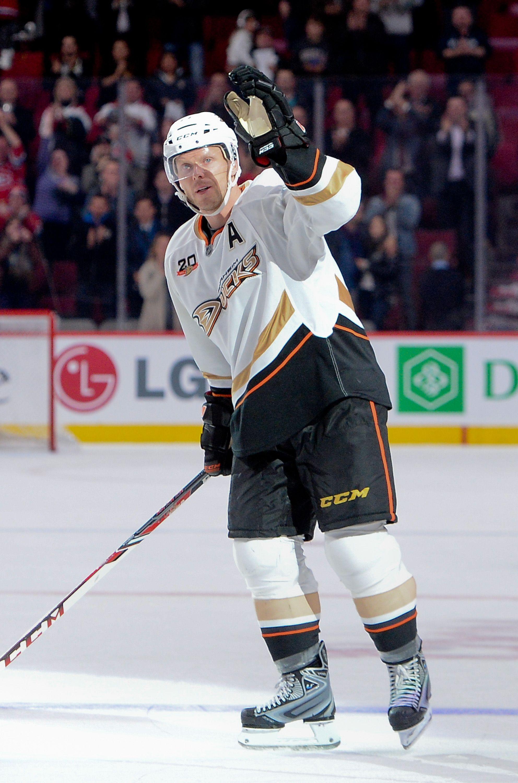 Saku Koivu, Anaheim Ducks Anaheim ducks, Hockey season