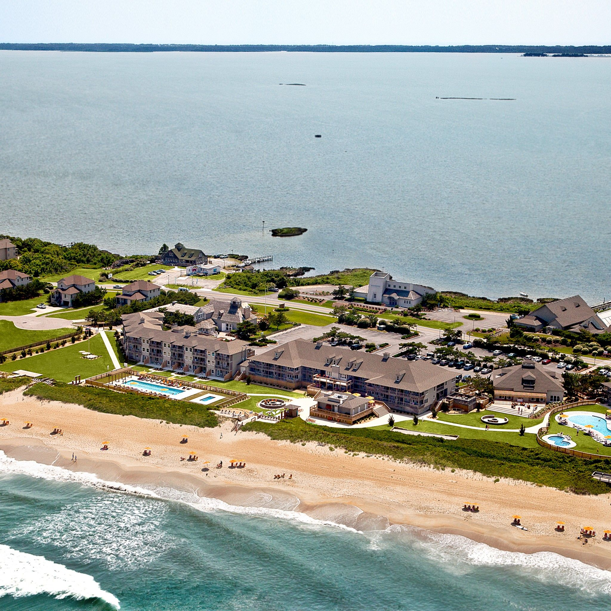 sanderling resort—duck, north carolina. #jetsetter | summer