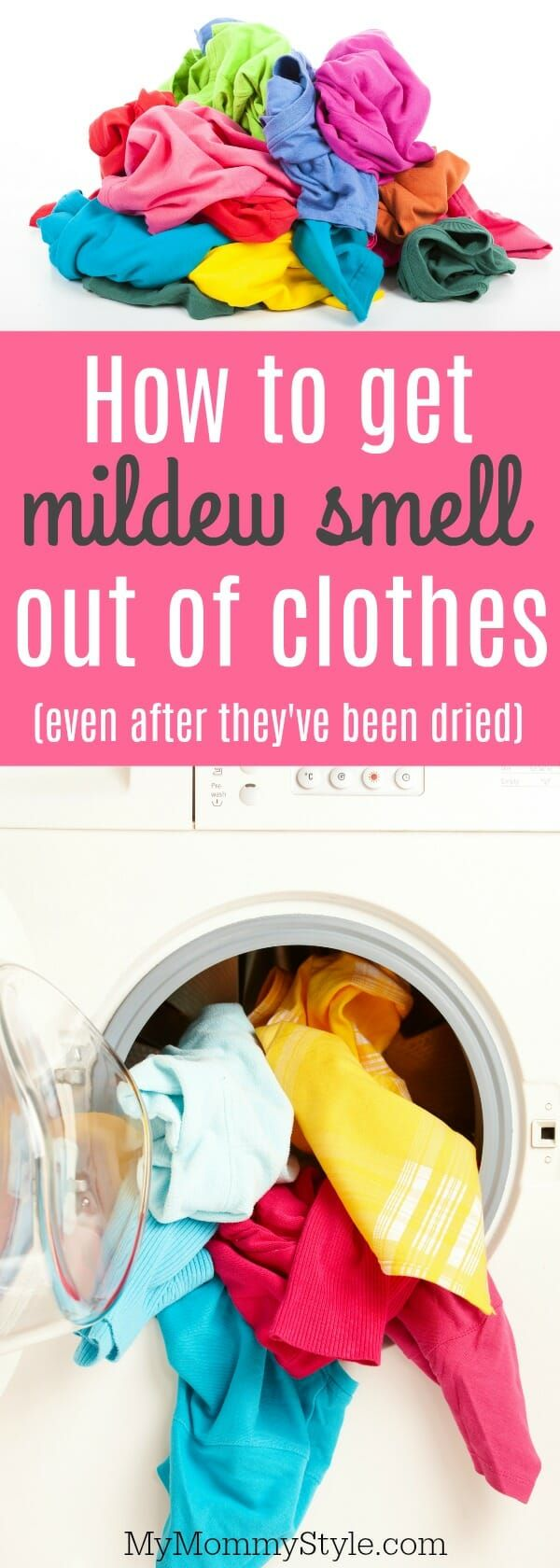 How To Get Mildew Smell Out Of Clothes Mildew Smell Cleaning Clothes Mildew Clothes