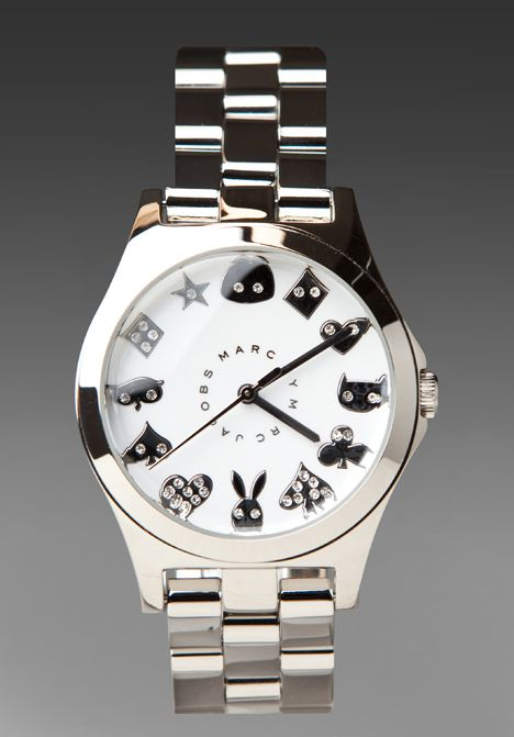 Marc by Marc Jacobs Miss Marc Icons Watch $175.00