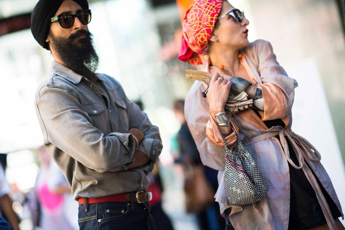Stockholm Street Style Fashion Week