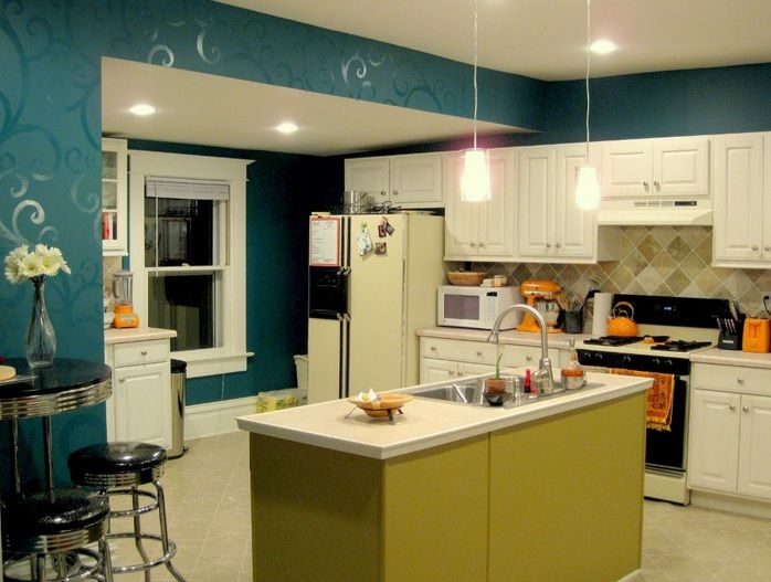 Great Dining Room Paint Colors Ideas - http://www.home-security ...