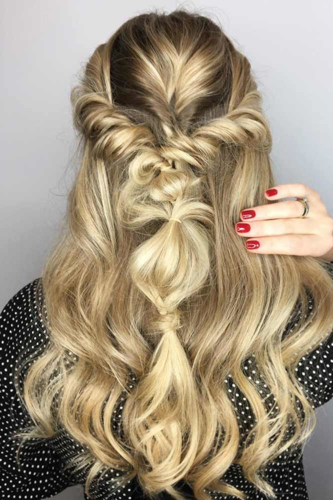 80 Dreamy Prom Hairstyles For A Night Out | Lovehairstyles.com in 2020 | Hair styles, Long hair ...