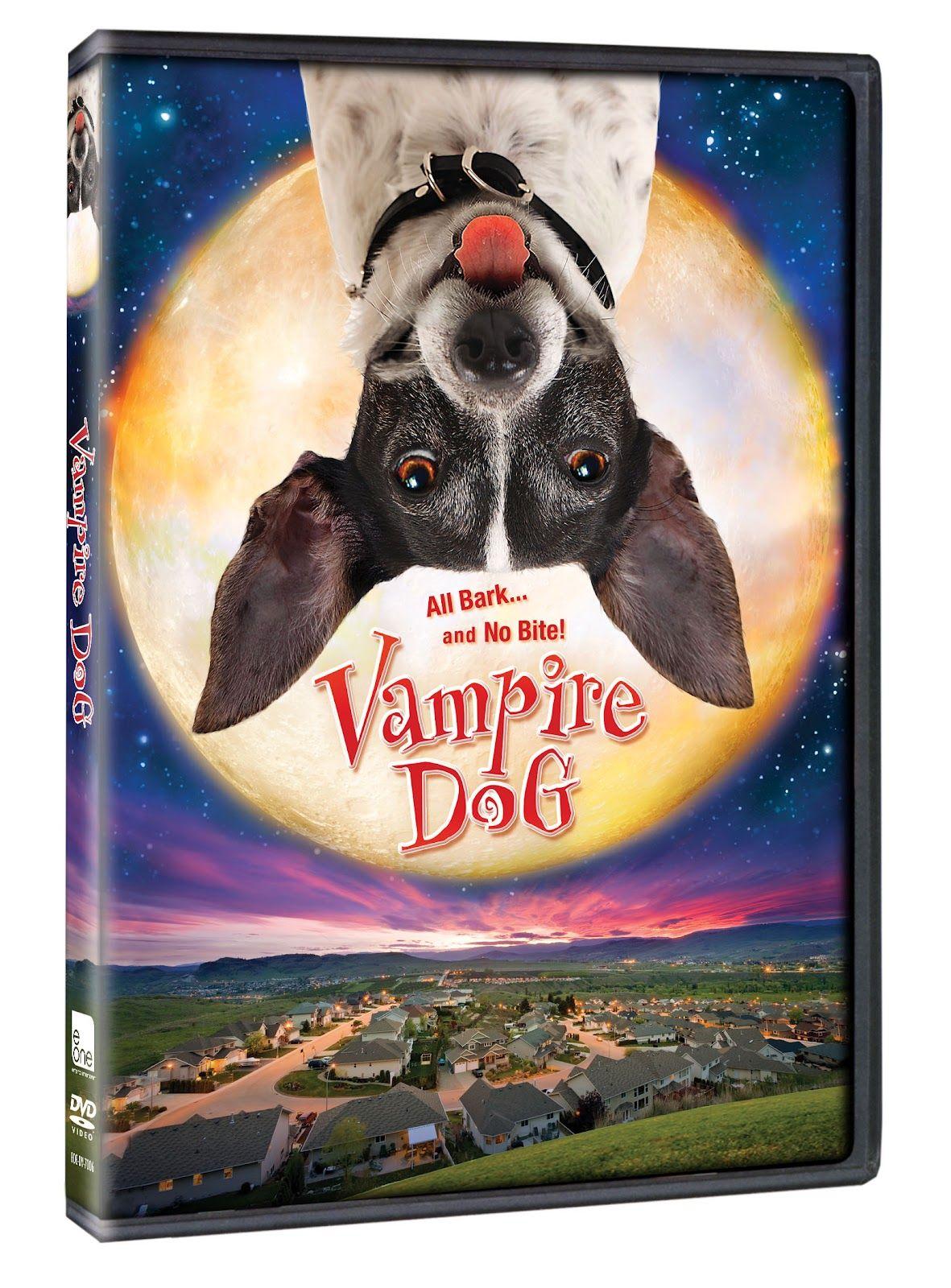 VAMPIRE DOG airs this Halloween on Disney XD. >>> Be sure