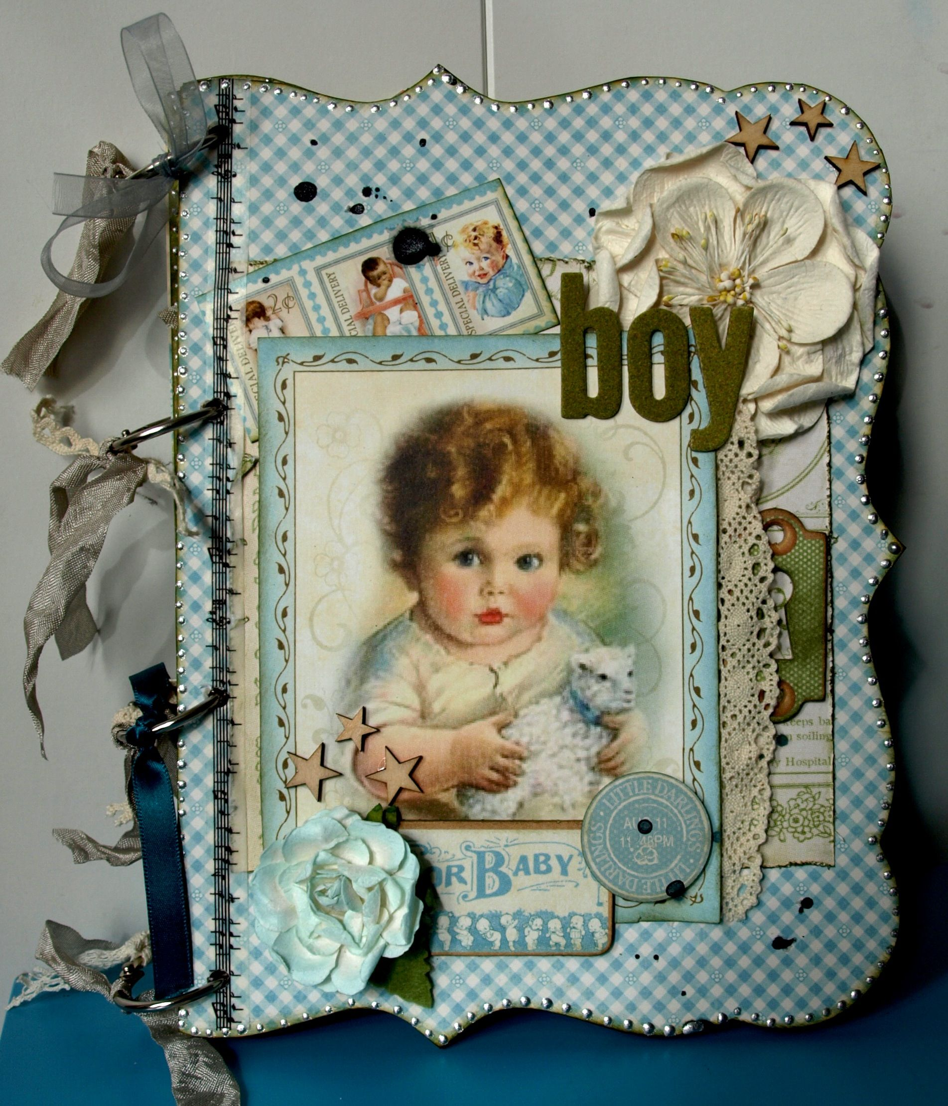 boy mini album mini albums and journals pinterest scrapbook and minis. Black Bedroom Furniture Sets. Home Design Ideas