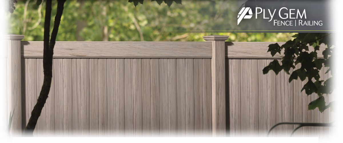 Ply Gem Fence and Railing. A Brand you can trust. Future