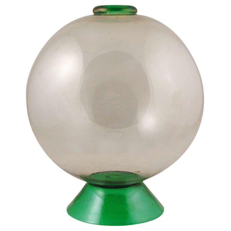 Carlo scarpa trasparenti vase for m v m cappellin co for Sharon goldreich