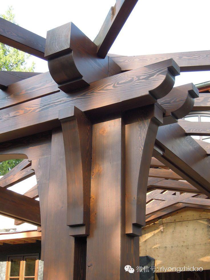 In Japan ist diese Art der Holzkunst sehr hoch angesehen ...