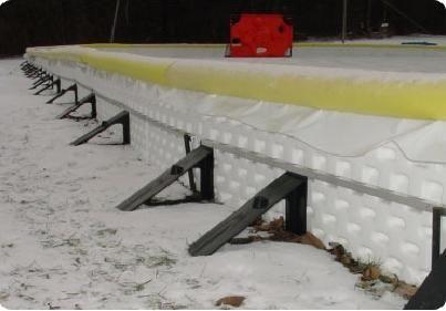 Brackets For Backyard Hockey Rink