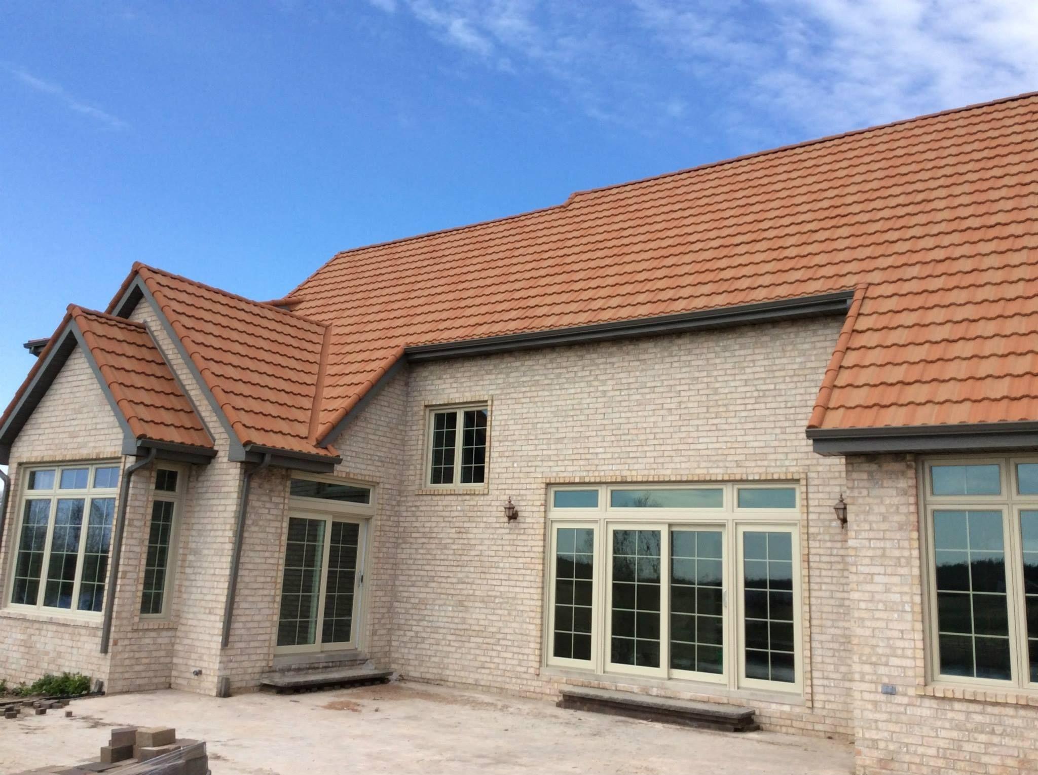 Gerard metal roof | Metal roof, Roofing, Metal siding