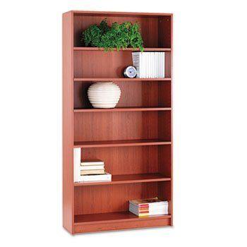1870 Series Bookcase 6 Shelves 36w X 11 1 2d X 72 5 8h Henna
