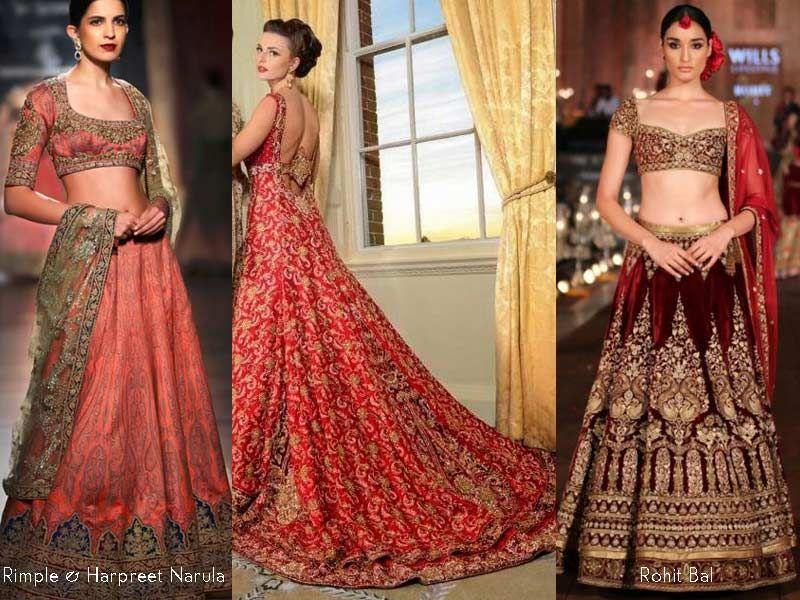 Indian Design Wedding Dresses