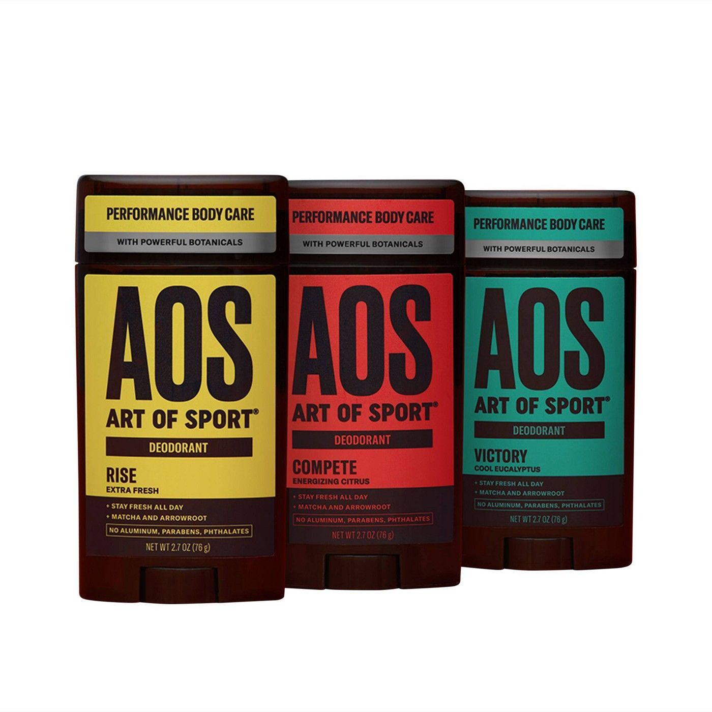 Art of Sport Victory Men's Deodorant 2.7oz Sponsored
