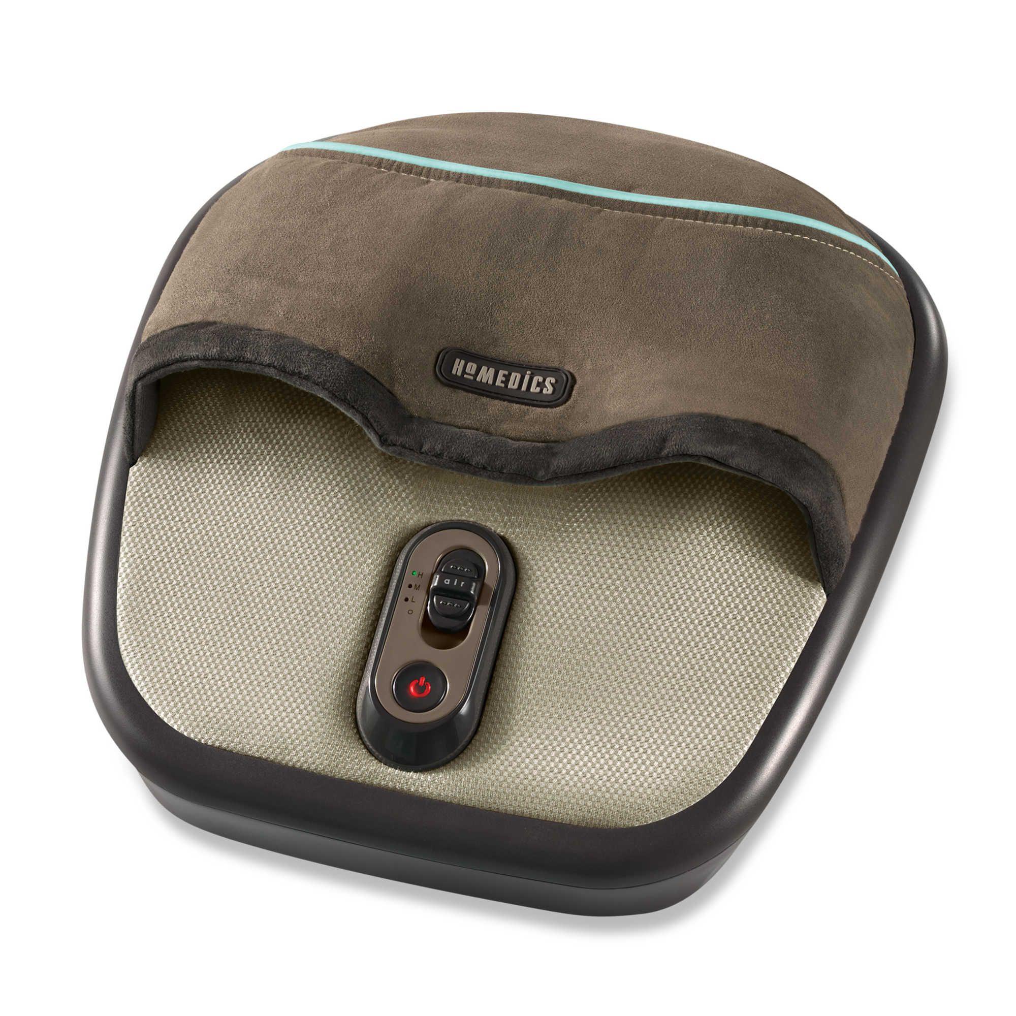 HoMedics® Shiatsu + Air Foot Massager | Foot massage ...