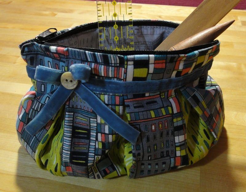 Karlotta bag | PDF Sewing Pattern: Karlotta | Pinterest | Schnittmuster