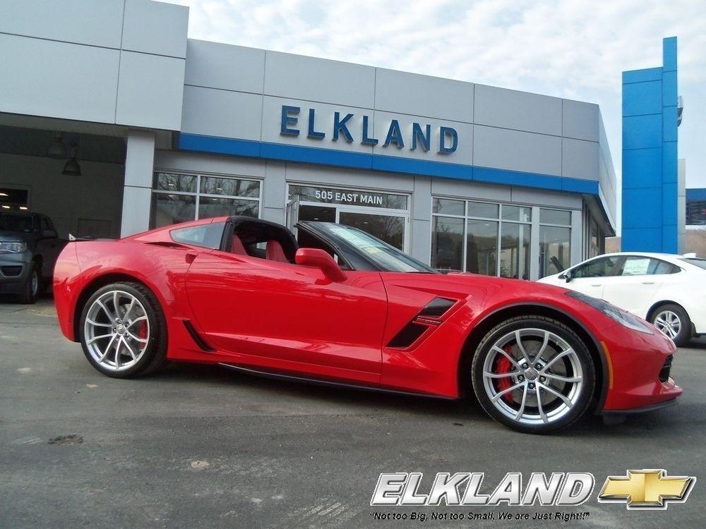 For Sale 2019 Chevrolet Corvette Grand Sport Coupe