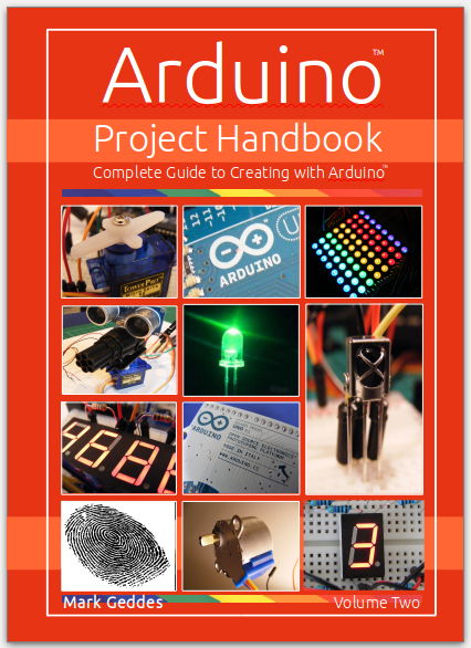 Arduino Handbook Arduinohandbook On Twitter Arduino Projects Arduino Arduino Books