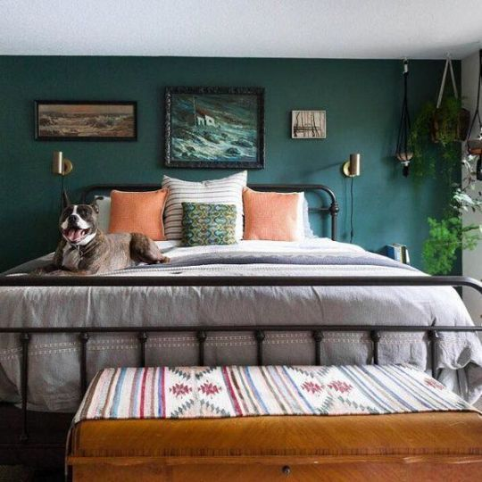 Emerald Green Accent Wall: 37+The 5-Minute Rule For Emerald Green Accent Wall