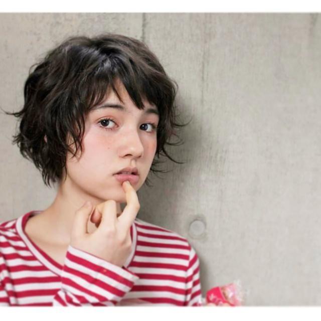 STYLE No.17791 安田 幸恵のヘアスタイル