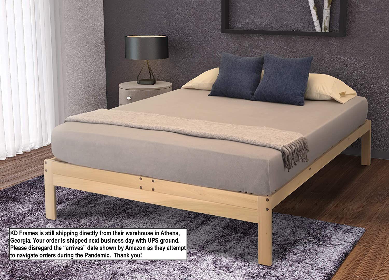 Nomad Plus Platform Bed - XL Twin - Home & Kitchen - Furniture
