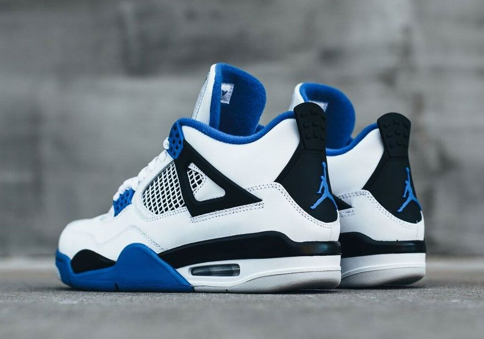 "#sneakers #news Where To Buy The Air Jordan 4 ""Motorsports"""