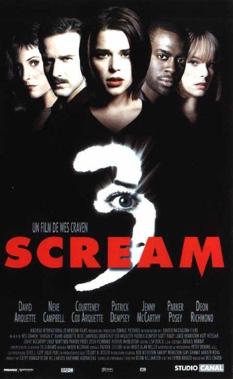 Scream 3 Film Scream Scream Film