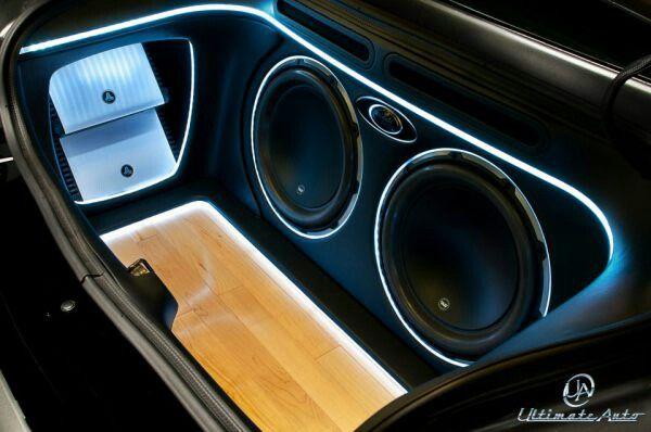 Jl Audio Build Дизайн салона автомобиля Дизайн салона Автомобиль