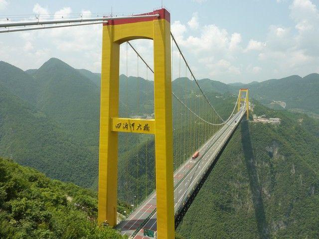9 Bridges That Will Terrify You