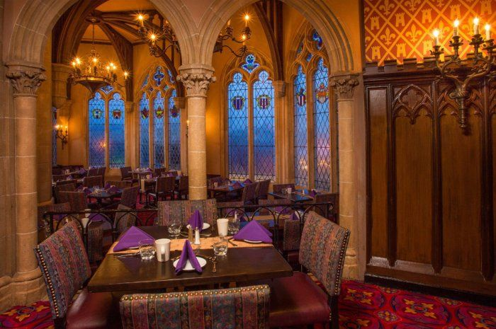 The Best Restaurants At Magic Kingdom Ranked With Images