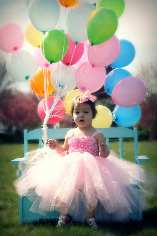 My baby Girl :)   cool idea for 1st birthday
