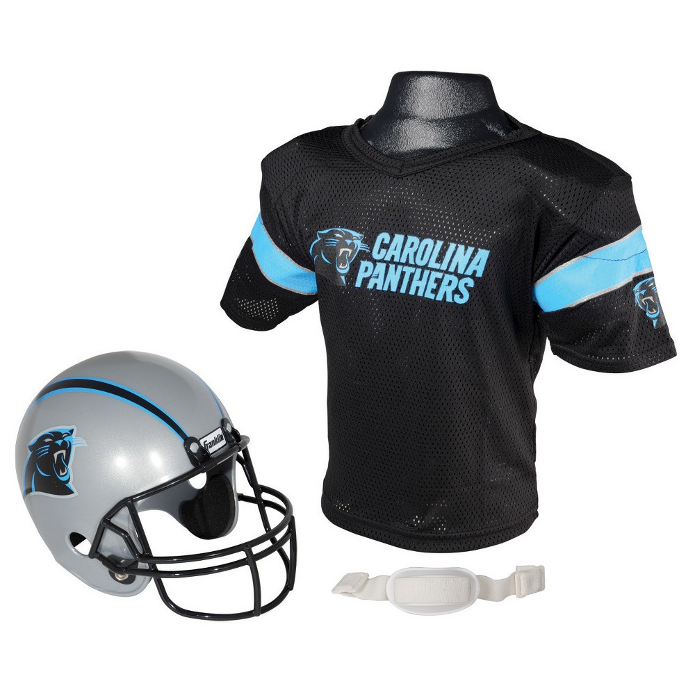 separation shoes ab217 21de4 Carolina Panthers Franklin Sports Helmet Jersey Set - Ages 5-9, Kids  Unisex, Size  Medium