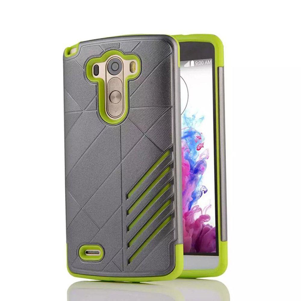 Mikoor Fashion Armor Plastic Hard 5.5For LG G3 Case For LG G3 D855 D850 F400 62f324f499de