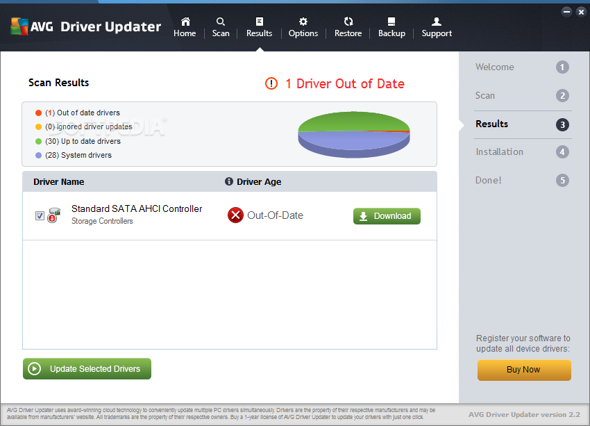 keygen avg driver updater 2.3.0
