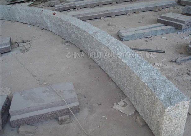 Mongolia Black Basalt Kerbs/Curb Stone With Bush Hammered Surface   Xiamen  Singo Import U0026 Export Trading Co., Ltd.   Kerbs Stones Mould   Pinterest    Xiamen ...
