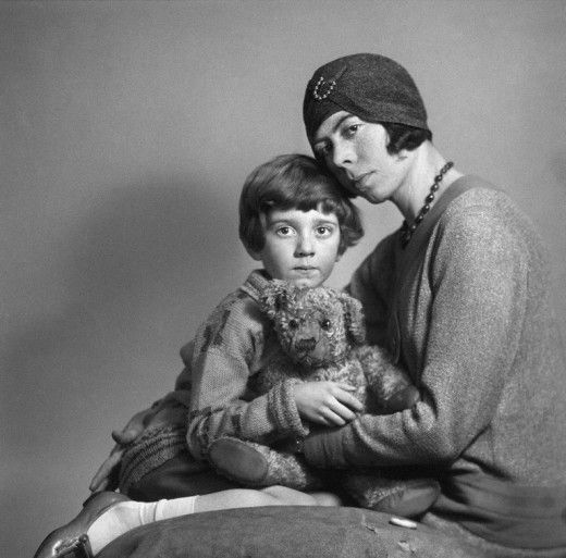 The Real Winnie The Pooh And Christopher Robin 1926 1928 With