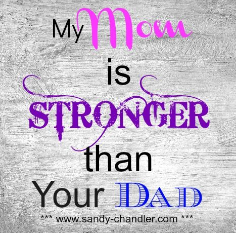 My mom's stronger than your dad. Benefits of strength training for women.